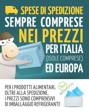 Su abruzzo arrosticini le spedizioni in italia (isole comprese) e all'estero sono sempre comprese nei prezzi