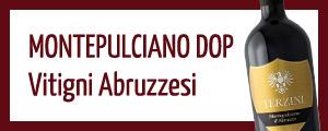 Montepulciano DOP da vitigni abruzzesi