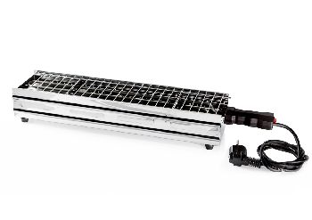Griglia Elettrica in ACCIAIO INOX Modello ROSTY 1500